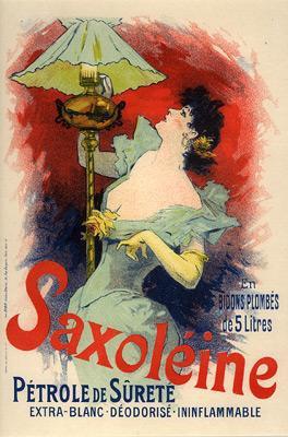 Jules Chéret - Saxoléine