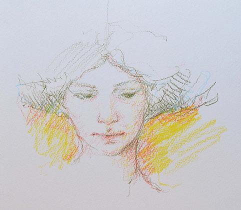 Royo - Sketch (Yellow)