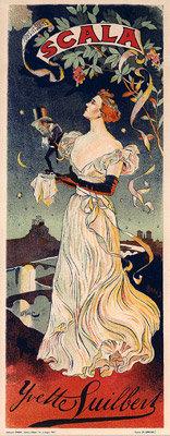 Ferdinand Bac - Yvette Guilbert