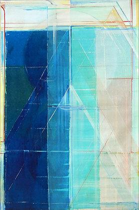 Richard Roblin - Turquoise Falls