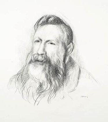Pierre Auguste Renoir - Auguste Rodin