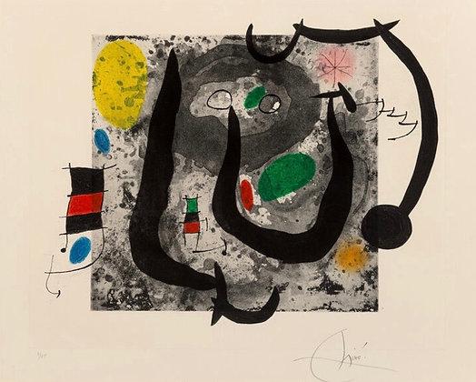 Joan Miró - Weapons of Sleep