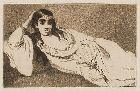 Édouard Manet - Odalisque