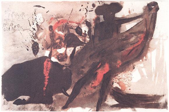 Salvador Dalí - Individual Bullfight