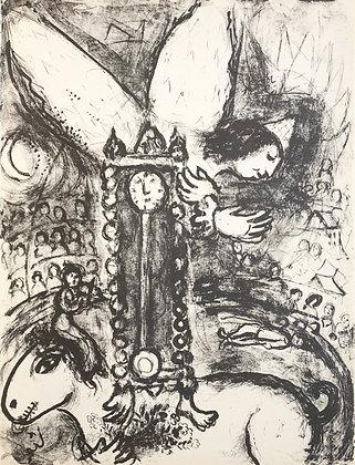 Marc Chagall - Le Cirque M. 514
