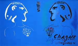 Marc Chagall - Cover - The Lithographs of Chagall Volume IV
