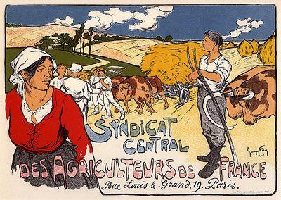 Georges Fay - Syndicat Central des Agriculteurs de France