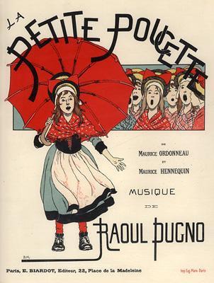 Maurice Boutet de Mouvel - La Petit Poucette