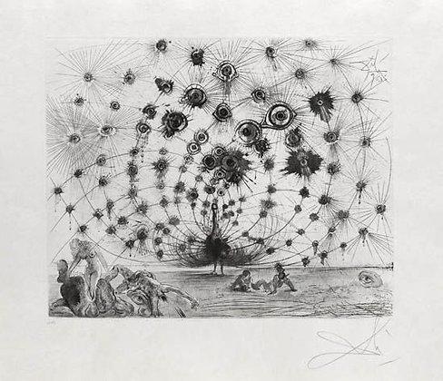 Salvador Dalí - Argus