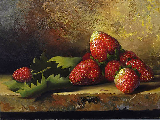 Carle Shi - Strawberries