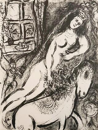 Marc Chagall - Le Cirque M. 525