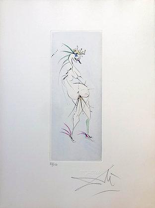 Salvador Dalí - Grotesque