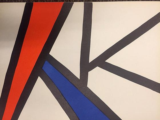 Alexander Calder - Derrière le Miroir 173