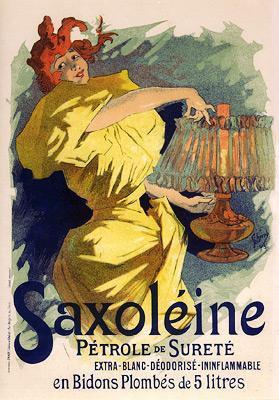 Jules Chéret - Les Saxoléine