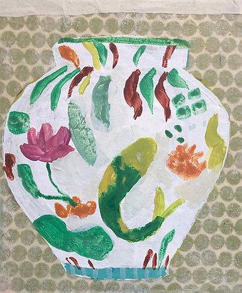 Sky Hoyt - Ming Vase - Study III