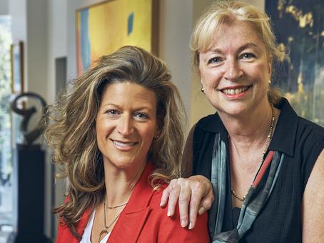 Co-Directors Martha S. Folsom and Kristine Feeks Hammond are Boston Common's Dynamic Women of 2021