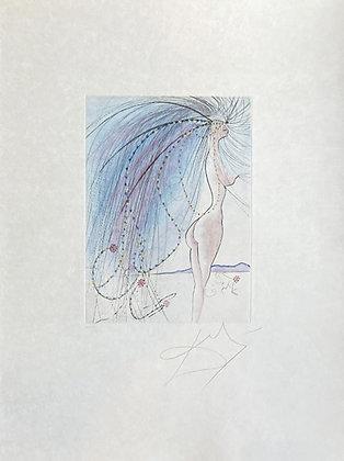 Salvador Dalí - Diane de Poitiers