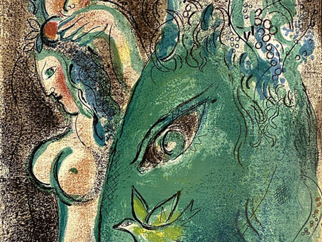 New Arrivals   January 2021   Marc Chagall's Bible Suite