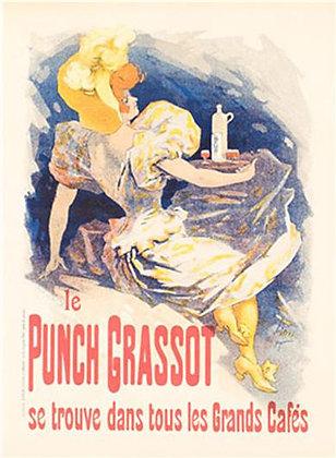 Jules Chéret - Punch Grassot