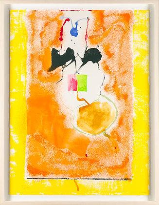 Helen Frankenthaler - Solar Imp