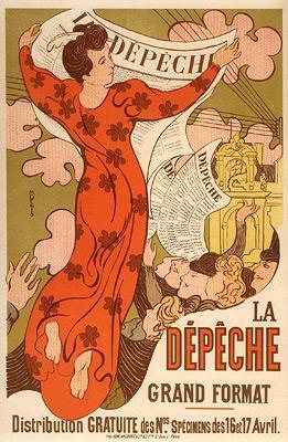 Maurice Denis - Le Dépêche de Toulouse