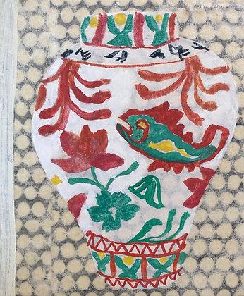 Sky Hoyt - Ming Vase - Study I