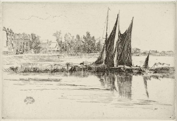 James Abbott McNeill Whistler - Herlingham