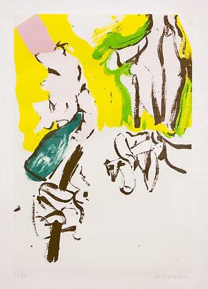Willem de Kooning - Untitled