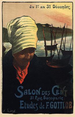 Fernand Gottlob - Salon de Cent
