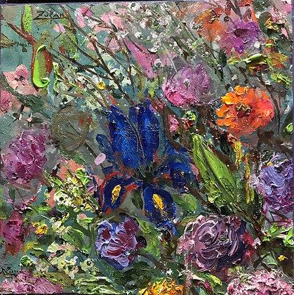 Bruno Zupan - Iris Bouquet