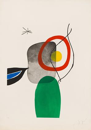 Joan Miró - Tir à l'Arc