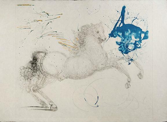 Salvador Dalí - Pegasus