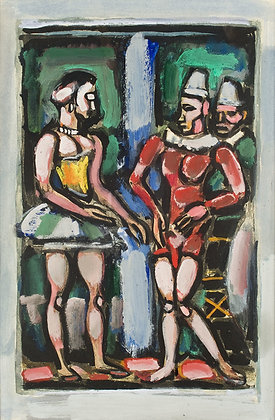 Georges Rouault - Parade