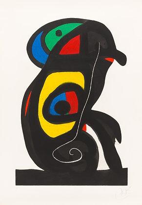 Joan Miró - Le Brahmane