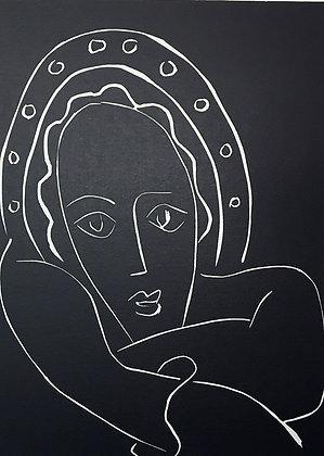 Henri Matisse - ...Le regard fixe, les joues en feu...