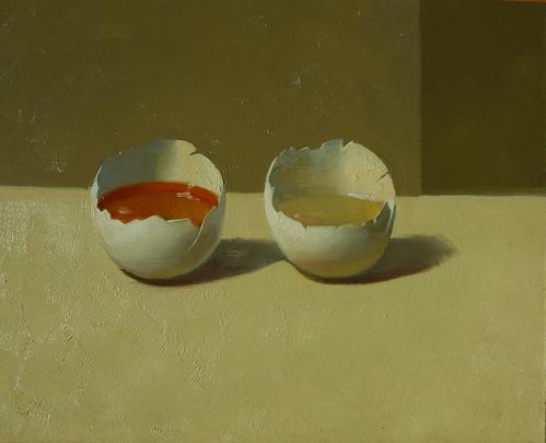 Carle Shi - One Egg