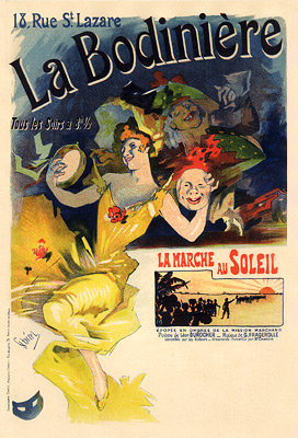 Jules Chéret - La Bodinière