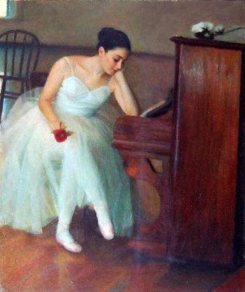 Jian Wu - At the Piano