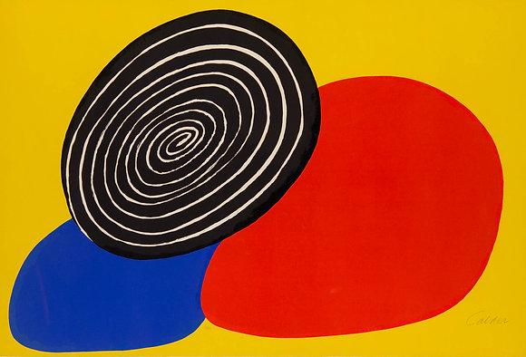 Alexander Calder - Les Trois Oeufs