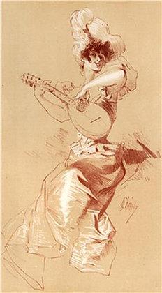 Jules Chéret - Music