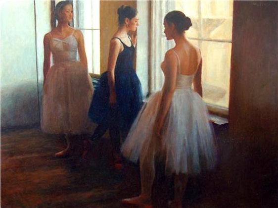 Jian Wu - Three Ballerinas
