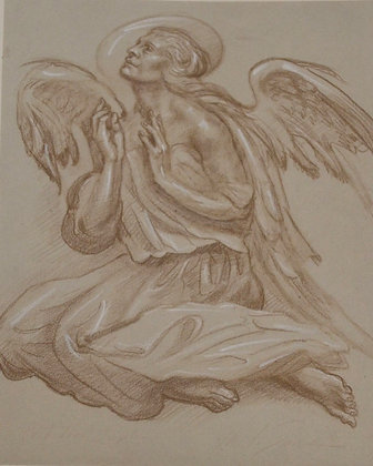 M.L. Snowden - THE GOLDEN ANGELS OF THE MAIN ALTAR