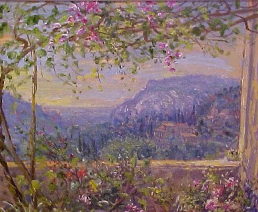 Bruno Zupan - View from Chopin's Garden