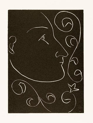 Henri Matisse - ...Et il faundra mourir sans avoir tue le vent...