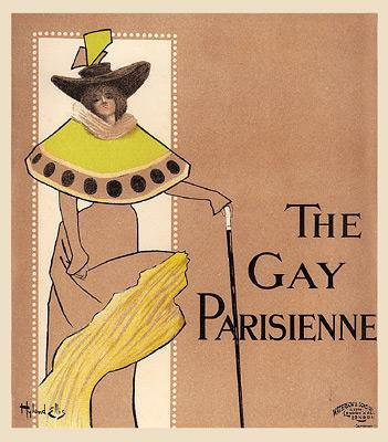 Hyland Ellis - The Gay Parisienne