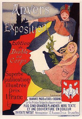 Henri Evenepoel - Anvers son Exposition