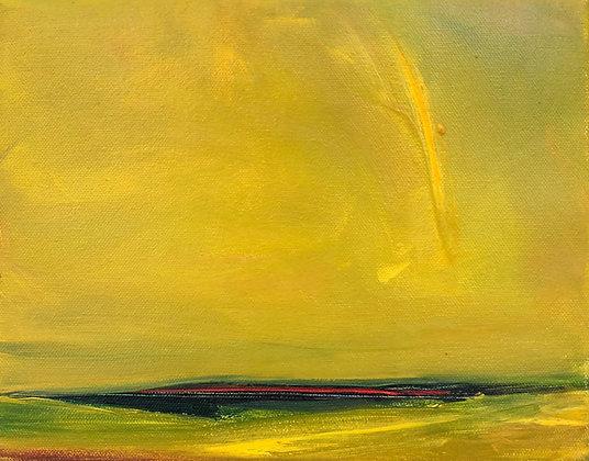 Elizabeth DaCosta Ahern - Earth + Sky Series #1006