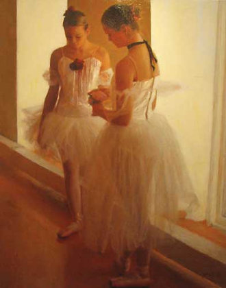 Jian Wu - Ballerina Window Light