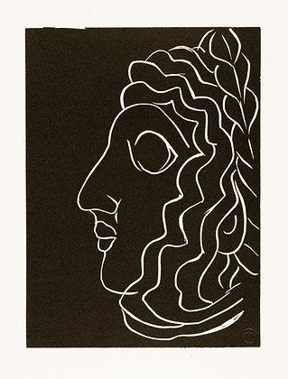 Henri Matisse - . . . ET JE ME REPOSERAI ENFIN DANS LE RIEN QUE JE CONVOITE . .