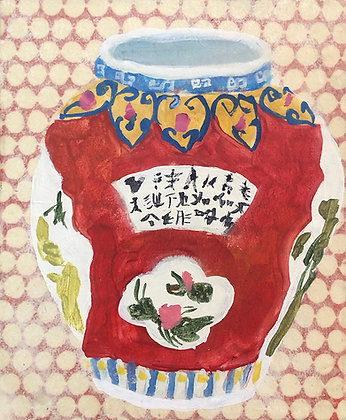 Sky Hoyt - Ming Vase - Study II